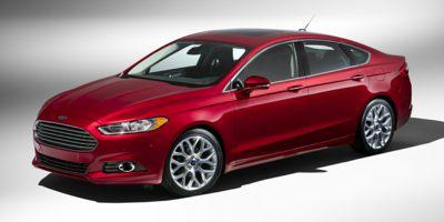 2015 Ford Fusion Vehicle Photo in Enid, OK 73703
