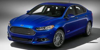 2015 Ford Fusion Vehicle Photo in Independence, MO 64055
