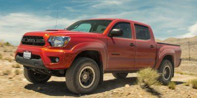 2015 Toyota Tacoma Vehicle Photo in Vincennes, IN 47591