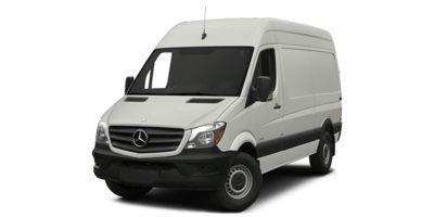 2015 Mercedes-Benz Sprinter Cargo Vans Vehicle Photo in Williamsville, NY 14221