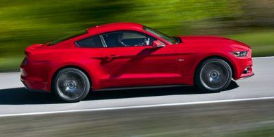 2015 Ford Mustang Vehicle Photo in Lansing, MI 48911