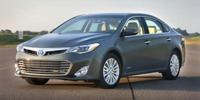 2015 Toyota Avalon Hybrid Vehicle Photo in Flemington, NJ 08822