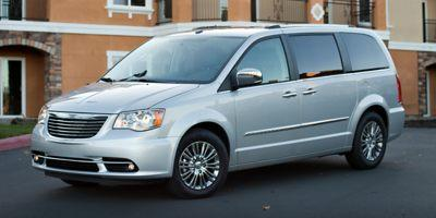 2015 Chrysler Town & Country Vehicle Photo in Joliet, IL 60586