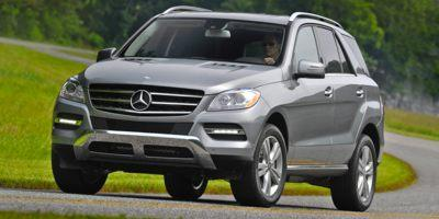 2015 Mercedes Benz M Class Vehicle Photo In Gulfport, MS 39503