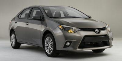 2015 Toyota Corolla Vehicle Photo in Manhattan, KS 66502