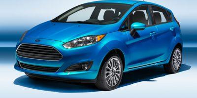 2015 Ford Fiesta Vehicle Photo in Elyria, OH 44035