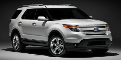 2015 Ford Explorer Vehicle Photo in Baton Rouge, LA 70806