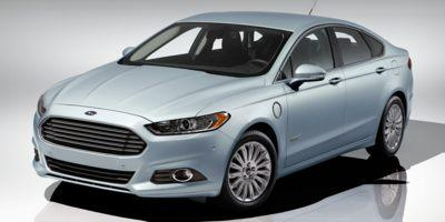 2015 Ford Fusion Energi Vehicle Photo in Colorado Springs, CO 80905