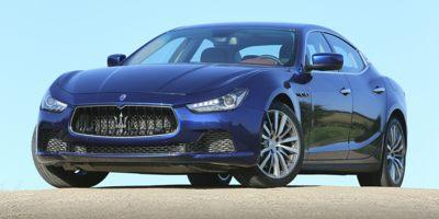 2015 Maserati Ghibli Vehicle Photo in San Antonio, TX 78230