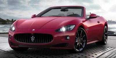 2015 Maserati GranTurismo Convertible Vehicle Photo in Washington, NJ 07882