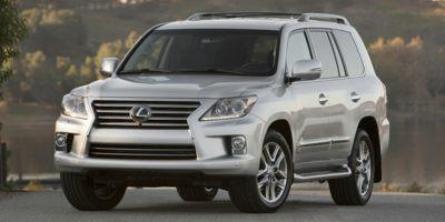 2015 Lexus LX 570 Vehicle Photo in Greensboro, NC 27405