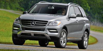 2015 Mercedes-Benz M-Class Vehicle Photo in Houston, TX 77090