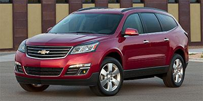 2016 Chevrolet Traverse Vehicle Photo in Champlain, NY 12919