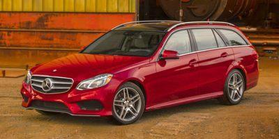 Silver 2016 Mercedes Benz E Class Certified Wagon For Sale In Los