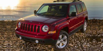 2016 Jeep Patriot Vehicle Photo in Spokane, WA 99207