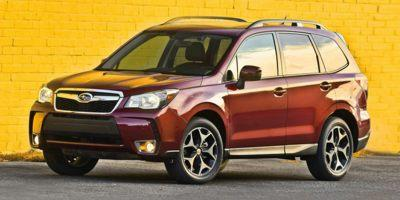 2016 Subaru Forester Vehicle Photo in Redding, CA 96002