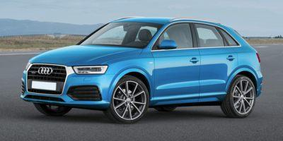 2016 Audi Q3 Vehicle Photo in Lake Bluff, IL 60044
