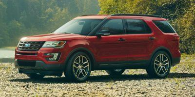 2016 Ford Explorer Vehicle Photo in Mansfield, OH 44906