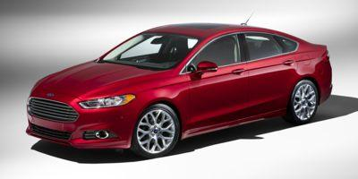 2016 Ford Fusion Vehicle Photo in Akron, OH 44303