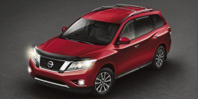 2016 Nissan Pathfinder Vehicle Photo in Long Island City, NY 11101