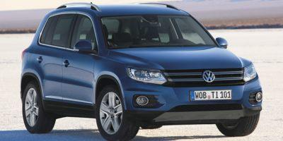 2016 Volkswagen Tiguan Vehicle Photo in Mansfield, OH 44906