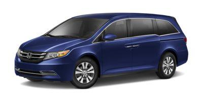 2016 Honda Odyssey Vehicle Photo in Richmond, TX 77469