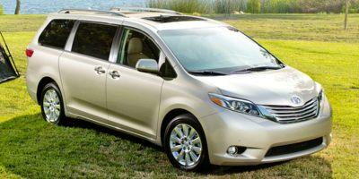 2016 Toyota Sienna Vehicle Photo in Kansas City, MO 64118