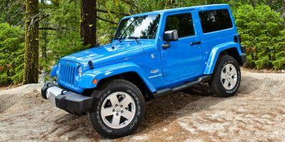 2016 Jeep Wrangler Vehicle Photo in Springfield, MO 65807