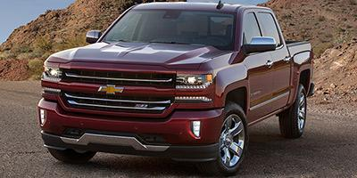 2016 Chevrolet Silverado 1500 Vehicle Photo in Greeley, CO 80634
