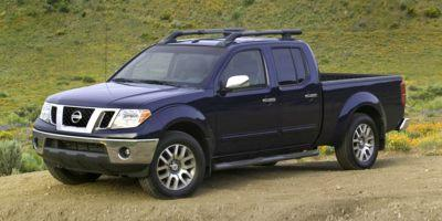 2016 Nissan Frontier Vehicle Photo in Spokane, WA 99207