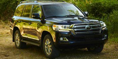 2016 Toyota Land Cruiser Vehicle Photo in San Antonio, TX 78257