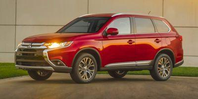 2016 Mitsubishi Outlander Vehicle Photo in Joliet, IL 60435