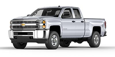 2017 Chevrolet Silverado 2500HD Vehicle Photo in Vincennes, IN 47591