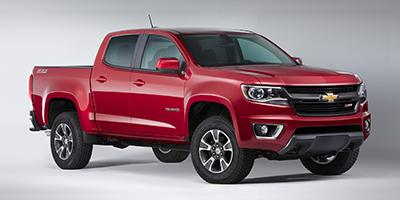 2017 Chevrolet Colorado Vehicle Photo in Appleton, WI 54914