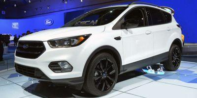 2017 Ford Escape Vehicle Photo in Mission, TX 78572