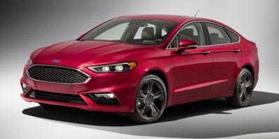 2017 Ford Fusion Vehicle Photo in Enid, OK 73703