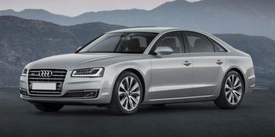2017 Audi A8 L Vehicle Photo in Colorado Springs, CO 80905