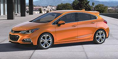 2017 Chevrolet Cruze Vehicle Photo in Spokane, WA 99207