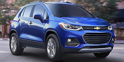2017 Chevrolet Trax Vehicle Photo in Oshkosh, WI 54904