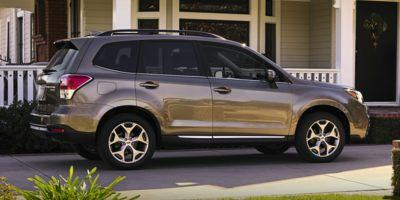 2017 Subaru Forester Vehicle Photo in Manassas, VA 20109