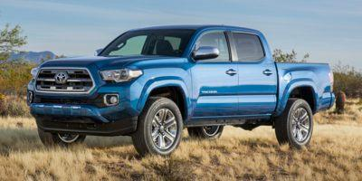 2017 Toyota Tacoma Vehicle Photo in Mission, TX 78572