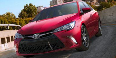 2017 Toyota Camry Vehicle Photo in Gaffney, SC 29341