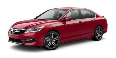 2017 Honda Accord Sedan Vehicle Photo in Van Nuys, CA 91401