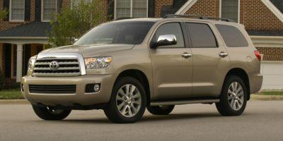 2017 Toyota Sequoia Vehicle Photo in Decatur, IL 62526