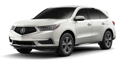 2017 Acura MDX Vehicle Photo in Oklahoma City, OK 73131