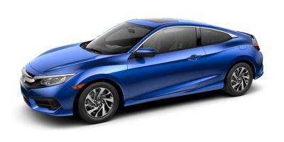 2017 Honda Civic Coupe Vehicle Photo in Baton Rouge, LA 70806