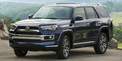 2017 Toyota 4Runner Vehicle Photo in Kernersville, NC 27284