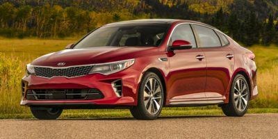 2017 Kia Optima Vehicle Photo in San Antonio, TX 78254