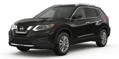 2017 Nissan Rogue Vehicle Photo in Redding, CA 96002