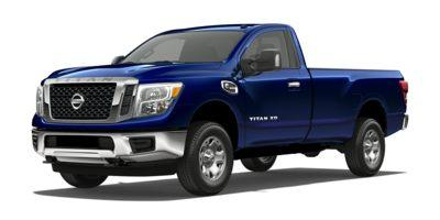 2017 Nissan Titan XD Vehicle Photo in Redding, CA 96002